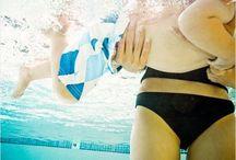 swimming  teaching