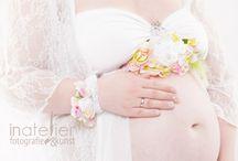 Bellyshooting / Schwangerschaft, Babybauchfotos