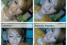 makeup artis / join makeup private class.. arma beauty house get promoooo