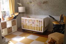 baby room / by Austin Retherford