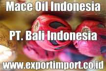 Supplier Mace Oil Indonesia