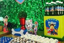 compleanno paw patrol