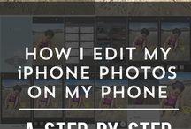 iPhone képszerkesztés