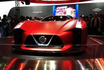 Osaka Motor Show 2015 / Intex Osaka (International Exhibition Center), Japan. 05, December 2015