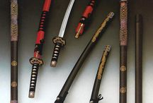 Japanese Samurai -­‐  Weapons