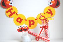 Elmo Party Inspiration