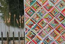 Quilty Inspirations / by Sarah Lawson