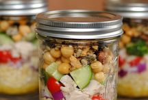 Recipes- Healthy Eating / by Somewhat Simple {Stephanie Dulgarian}