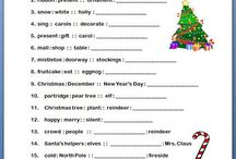 Free Classroom Printables / by Nathan Hoffman