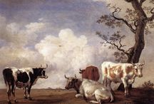 A dutch painting / Paintings from dutch artists,, contemperary and old masters