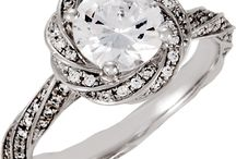 Wedding and Engagement Jewelry / To find prices and personal service go to http://www.stuller.com/s/b70fcvzuny
