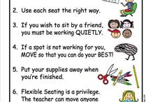 Flexible Seating in Middle School / How does flexible seating, or alternative seating, work in the middle school classroom? Can it work for middle school science classrooms?