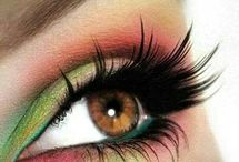 Fancy make up
