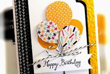 Stampin' Up - Balloon Celebration and Party Pants