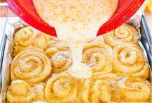 Rolls dough