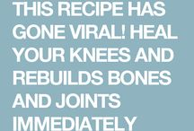 Knees, and joints
