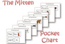 The Mitten / by Connie Nordell