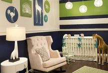 Baby B's Nursery / Nursery ideas, decorations