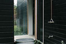 doccia esterna