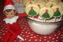 Elf on the Shelf / Creative ideas to mix it up for elf on the shelf. / by Stacy Mannion