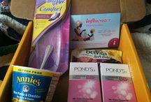 #MamaVoxBox / Featured products from the #MamaVoxBox about motherhood!