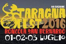 Taragna Fest 1-2-3 Luglio Roncola San Bernardo (BG) #taragnareggae