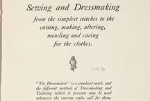 Books Sewing and Dressmaking
