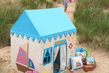 Casitas para niños / Casitas de madera. Casitas de tela. Casitas de cartón. Casitas infantiles. Tiendas de campaña para jugar. Cabañas para niños.