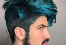 hair colors 4 him