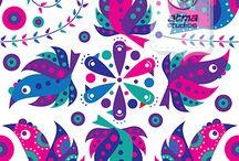 Atma - Pattern Design / Patter Design for Beddings