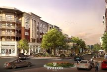 Experience Avalon / Alpharetta's swanky mix-use development.