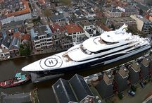 Feadship / luxery yachts
