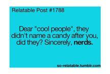I Am A Nerd <3