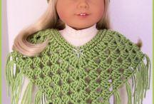 Háč.oblečenie pre bábiky