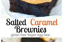 brownies - vegan