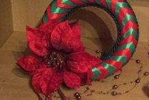 Vianočné dekorácie - moje výrobky