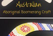Australian / Craft & Activities