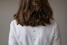 Peinados comunión