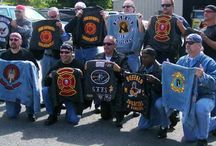 Praying Patriots on Wheels / Read more & watch videos about Veterans, First-Responders, and other Patriot & Christian Bikers serving God & Country together at events, parades, charities, and more: https://www.annwolfmusic.org/2015/08/patriots-on-wheels/