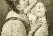 Motherhood / Celebrating Mothers everywhere. / by Currier Museum