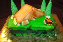 3D Cakes / Cakes by Design: Edible Art