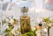 Moss Inspired Wedding