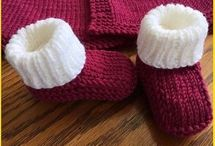 Knit newborns