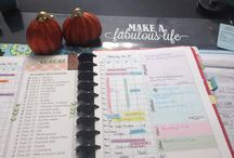 Planners - Layouts and Printables / Layouts and printables for planners.