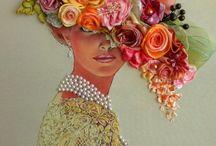 kalapos rózsás
