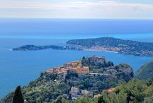 Stone villa in Cap Ferrat with a breathtaking sea view