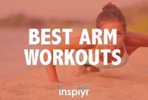 Best Arm Workouts / Gun show! Here are the best arm workouts to get some fabulous tone.