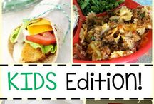 Nutrition for Children / Easy, low cost food to maintain a balanced diet for your children.