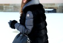 Freezing Cold winter outfit