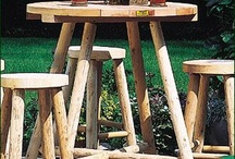 Rustic Furniture / Rustic furniture for those that adore the traditional rustic feel.